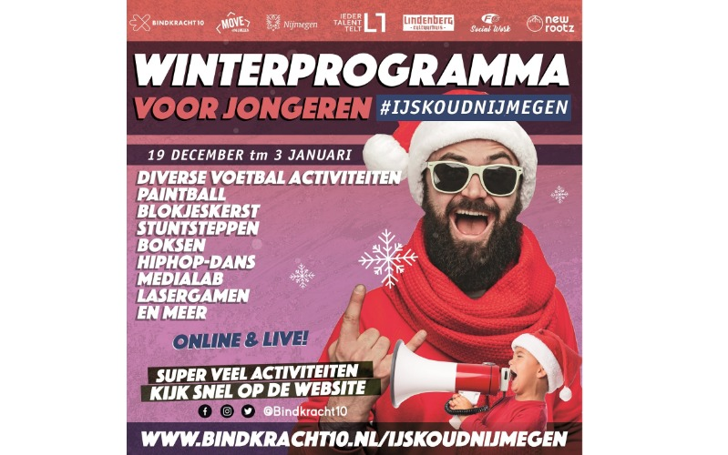 Winterprogramma Nijmegen